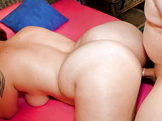 AmateurEuro -BBW wifey Makes A warm orgy Tape With Her Neighbor