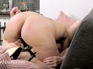 Jessy flamy and Di Devi share tongue ejaculations