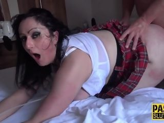Immense mommy raunchy intercourse gig