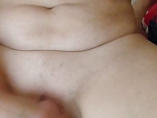 First-timer wifey Homemade internal cumshot