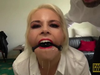 PASCALSSUBSLUTS - UK scum Skylar drizzle gets predominated over