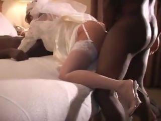 Obedient housewife wedding