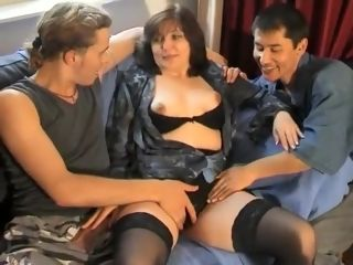 Astounding inexperienced flick with pantyhose, 3some episodes