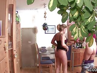 Deutsche misquote heimlich beim ficken mit Nachbarn gefilmt