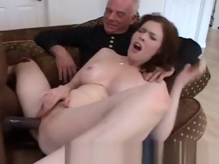Gams stretched wifey For fresh fuck-stick