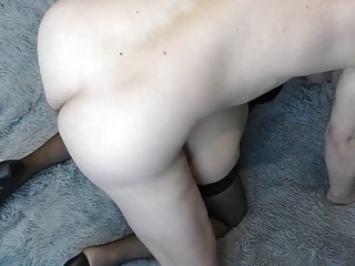 Prostitute squealing In ache But Still permits To shag Her rump. Torturous anal invasion