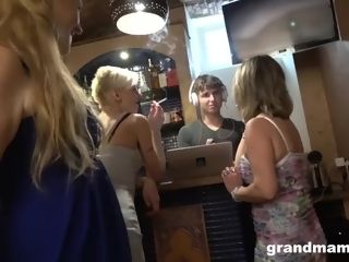 Last night a DJ saved 3 grandmas