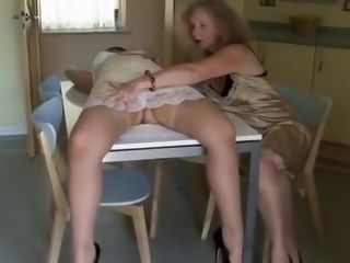 Kinky fledgling video with grandmas, sapphic sequences