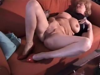 Astounding Homemade flick with humungous boobs, grandmas episodes