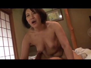 Asian mommy In###t To Help Me Wash My Back