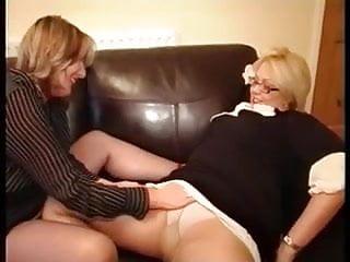Stocking women – undergarments inspection!