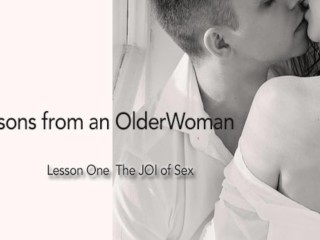 Lessons From An senior One - 1 - Positive, man-loving glamour audio by Eve's Garden