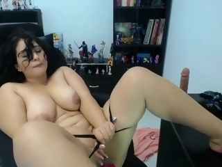 Puss have fun With fuck stick Part 1