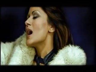 Serbian boinking singer MINA