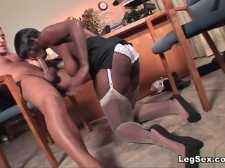 Crazy Hire - Stacy Adams and Jarrod Steed - LegSex