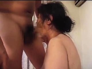 Asian grannie nasty