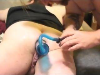 Pump butt-hole part 1