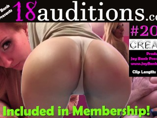 #20-15 REAL unexperienced school chick monstrous bum internal cumshot In cunt