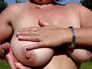 Mature gigantic bosoms Misti