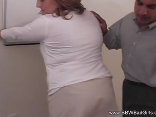 Plumper mummy Is A Bad female Gets slapped