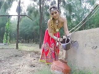 Zoya Rathore, Indian Village Belle
