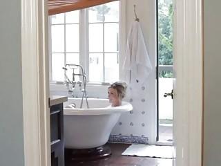 Bathtime Playboy