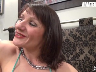 LACOCHONNE - FRENCH MATURE likes excellent assfuck intercourse WITH YOUNG?�GUY - AMATEUREURO