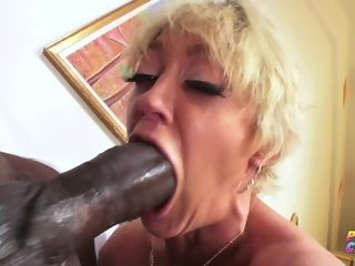 Big-titted cougar Dee Williams ass drilling drill With big black cock Sean Michaels
