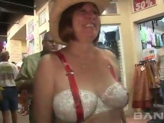 When these cocksluts showcase their fun bags and poons in public they do it with pride