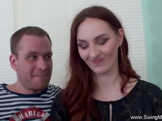 Rectal drill For Swinger wife To sense Arousement With dude