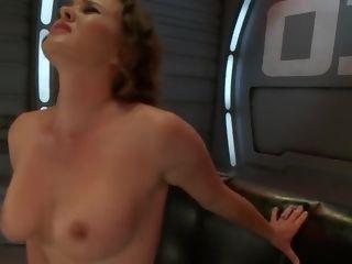 Solo ass fucking mega-bitch shagging machine