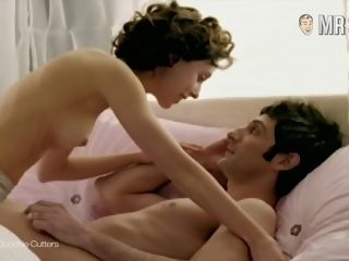 Naked sequences featuring favored actresses