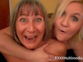 Sex-Starved grandmothers Have joy On cam