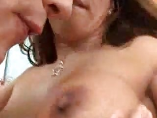 Sexy cougar anal invasion