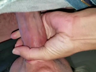 'A adorable after work blowjob'