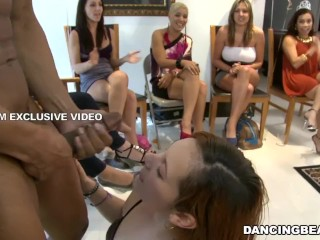 'DANCINGBEAR - mischievous supersluts Including Victoria enjoy & Ashton starlet Lining Up For A heavy Dicking'