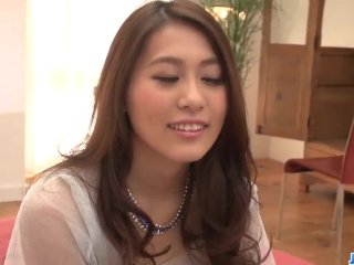 Special sight of Aoi Mizuno shagging stiff - More at javhd net