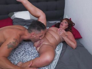 Lush Mature Gets poked In Sideways