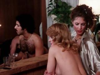 Steaming moms in retro porno classical video