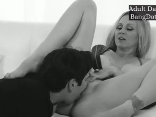 Large-Breasted mother Julia Ann hard-core activity