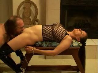 Immense perv licks MILF's cooter