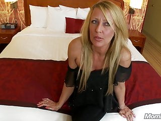 Cock-squeezing bootie blondie mother point of view very first Time bootie-fuck pulverizing on Camera