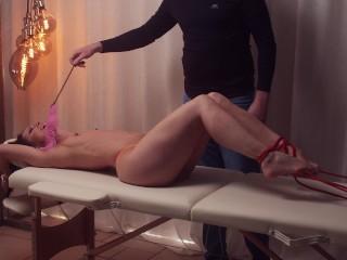 Melisa Mendini Teaser Tickling
