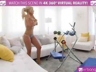 VR PORN-BRIDGETTE B fantastic mother HAVING fuck-a-thon WITH THE POOL fellow