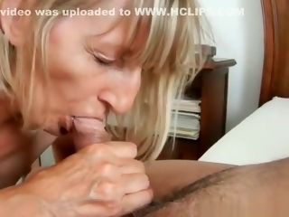Exotic homemade oral, mature, oral orgy flick