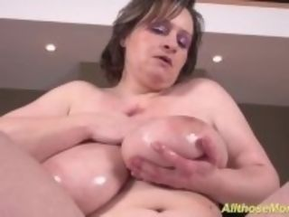 """""""my monster breast mummy very first time video"""""""