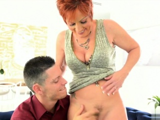 Hot milf carnal knowledge all round cumshot