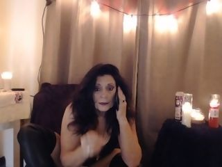 'LIVE PHONESEX- queen tells closet sissy its time for real cock'