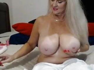 Granny kirmess take magnificent titties