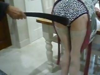 The kinky bottom tied